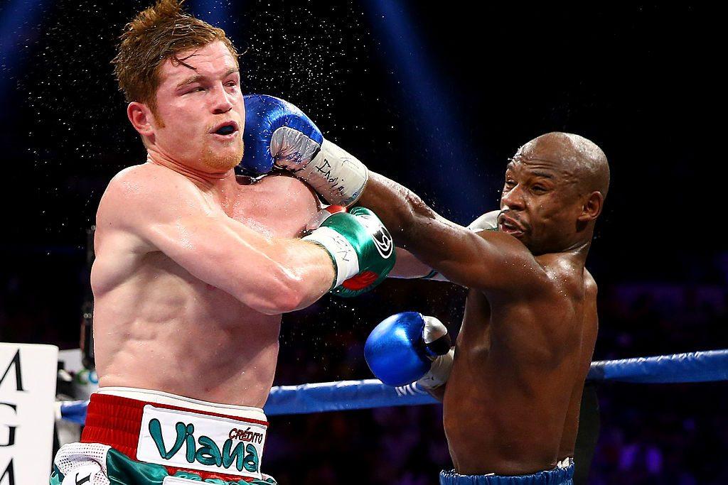 Mayweather Punch