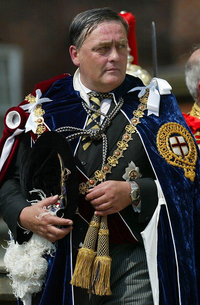 Britain's Duke of Westminster Gerald Cavendish Grosvenor