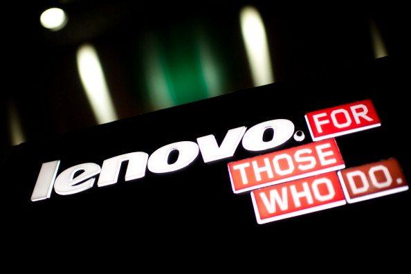 Chinese computer giant Lenovo