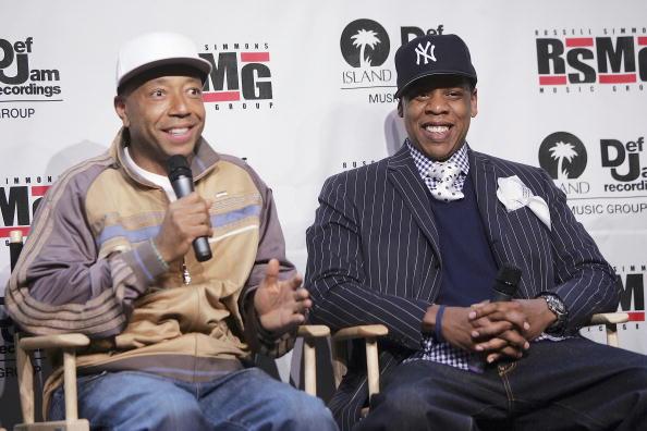 Two Hip-Hop Titans