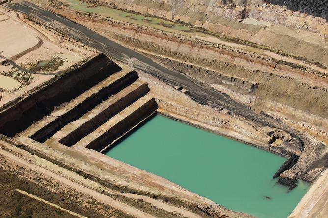 Hancock Iron Mine