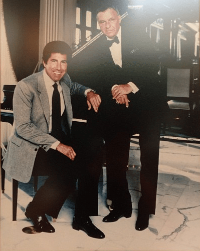 Steve and Sinatra - 1983