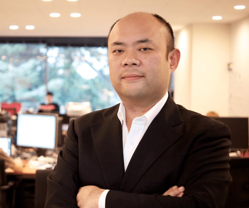 Taizo Son - App Billionaire
