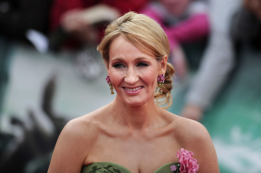 Rags to Riches: JK Rowling