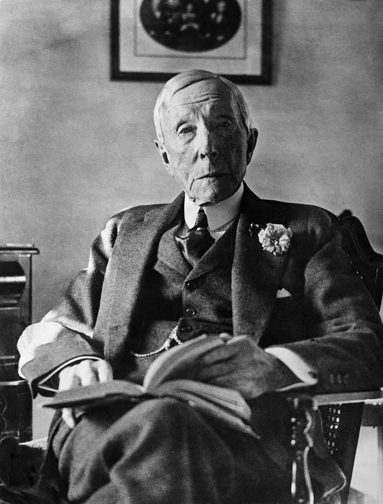 John D. Rockefeller - Life Story