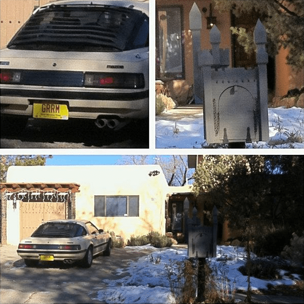 Nice License Plate