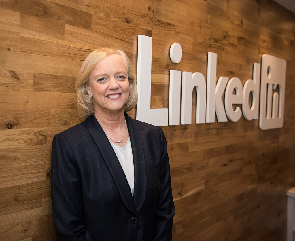 Meg Whitman - Self Made Billionaire