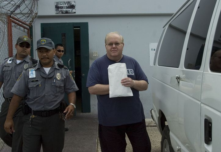 Lou Pearlman Arrested