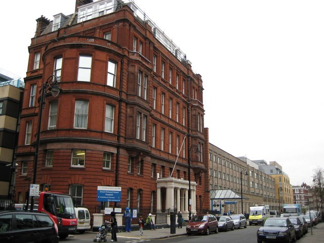 The Great Ormond Street Hospital
