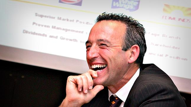 Richest Person in New Zealand - Graeme Hart