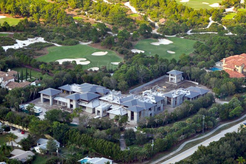 Michael Jordan Florida Mansion
