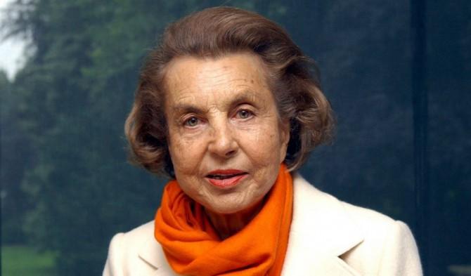 Liliane Bettencourt - Richest Person In France
