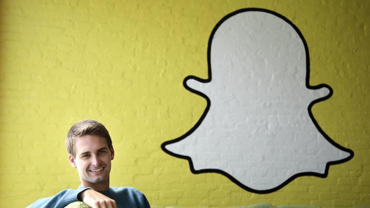 Evan Spiegel - Snapchat CEO