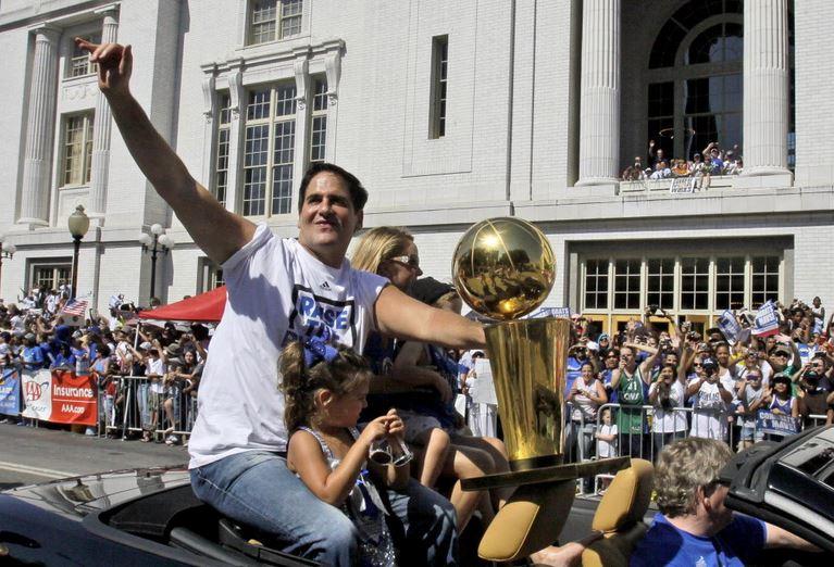 Mark Cuban - Mavericks Owner