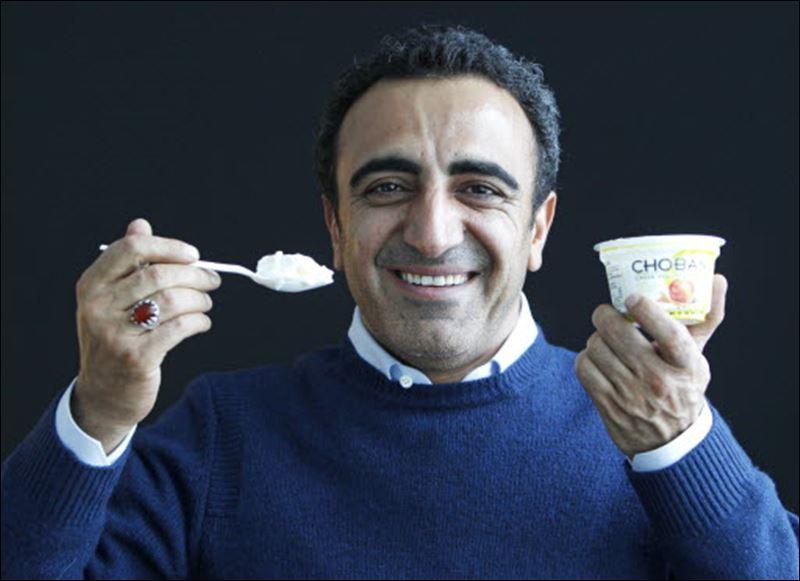 Hamdi Ulukaya - Yogurt Billionaire