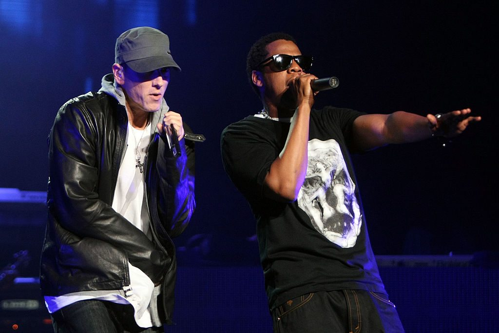 Jay-Z and Eminem