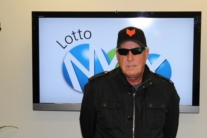 Lottery Winner - Tom Crist