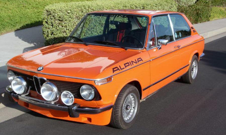 BMW 74 2002 Touring