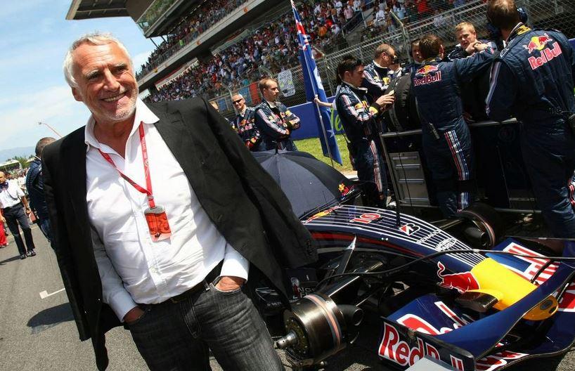Red Bull Formula 1 - Dietrich Mateschitz