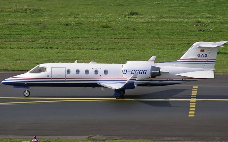 David's $1.9 Million Learjet