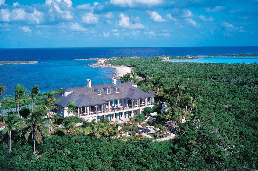 Musha Cay Mansion