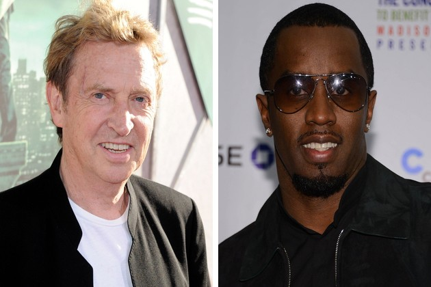 Andy Summers vs Diddy