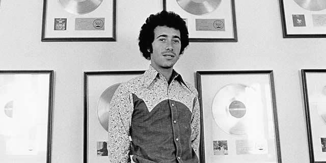 Young David Geffen