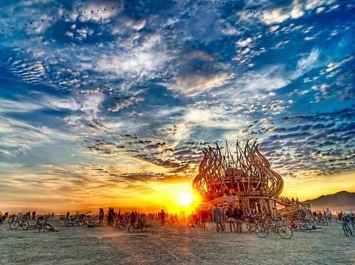 Burning Man - United States