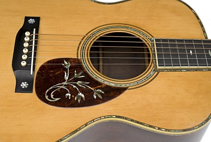 CF Martin - OM-45 Deluxe Guitar