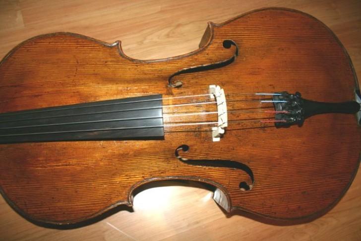 Carlo Giuseppe Testore - Violin