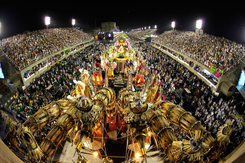 Carnival in Rio - Brazil