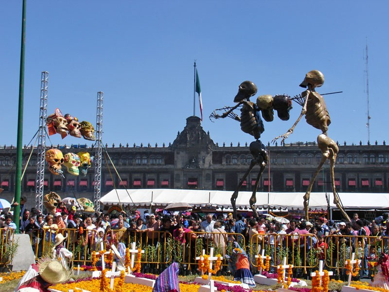 The Day of the Dead - Mexico