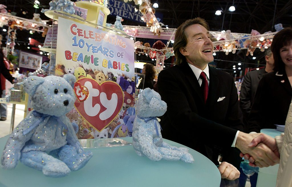 Billionaire Beanie Babies Founder Ty Warner