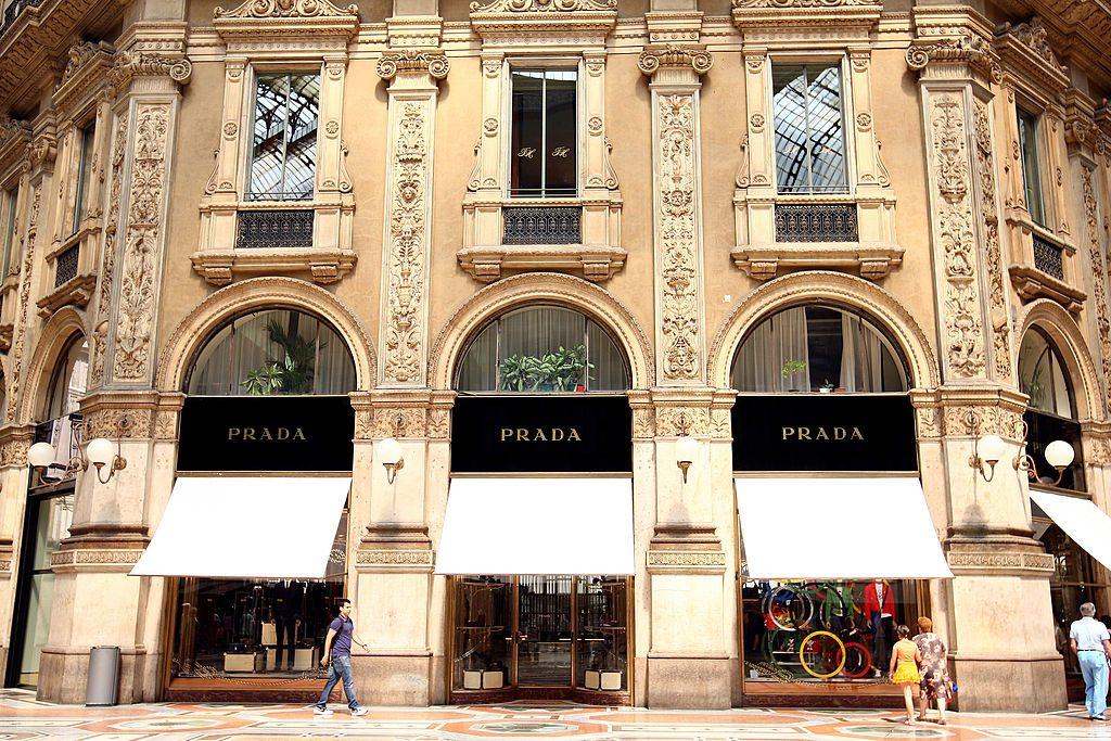 Prada Store - Milan