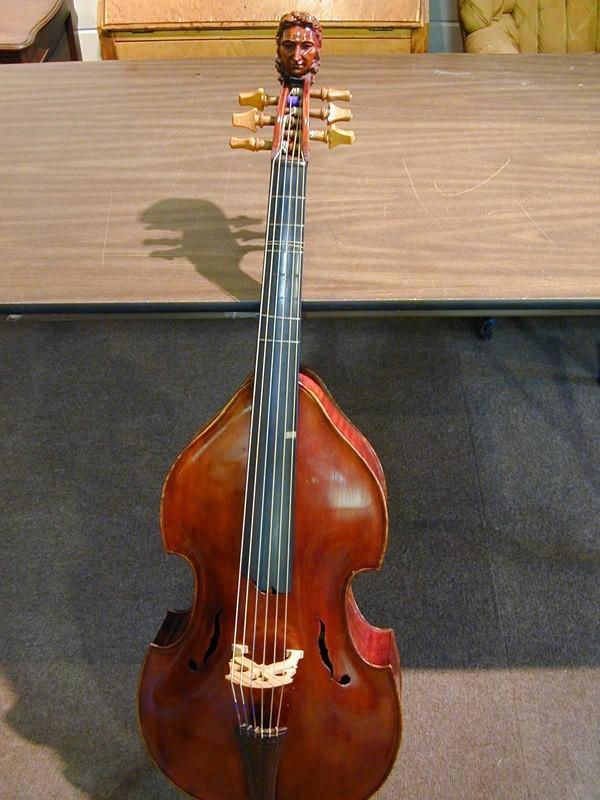 Pieter Rombouts - Viola da Gamba