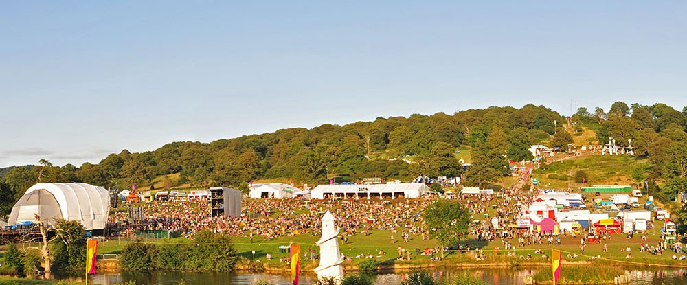 The Big Chill Festival - England