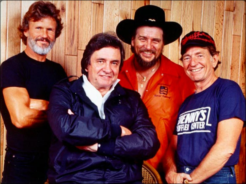 Kris and The Highwaymen