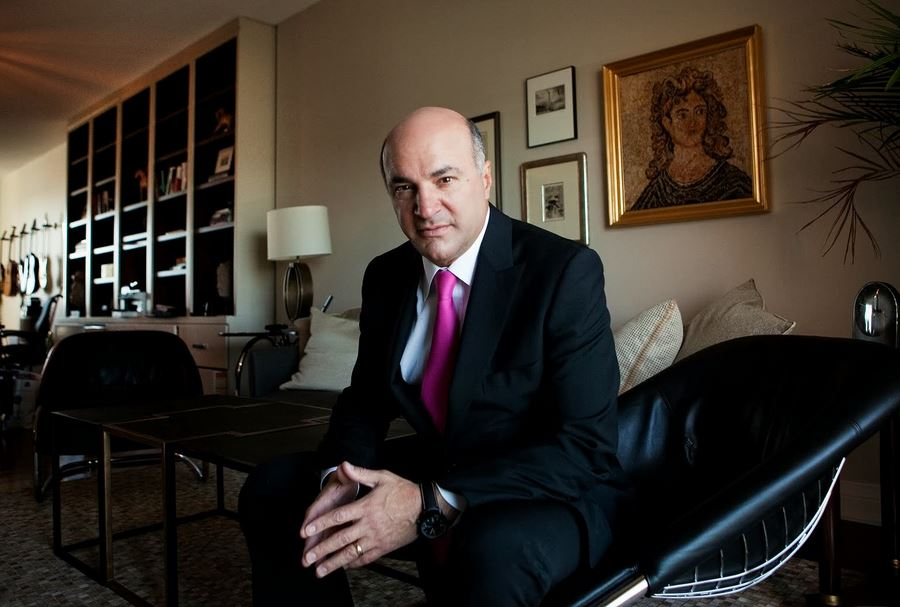 Kevin O'Leary - Biography
