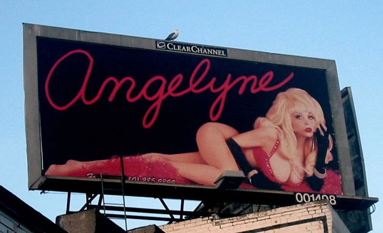Angelyne Net Worth