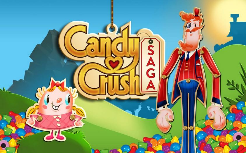 Candy Crush Revenues Per Day