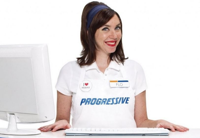 Flo From Progressive