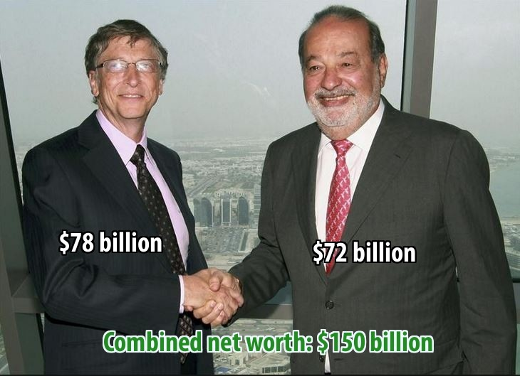 $150 Billion Handshake