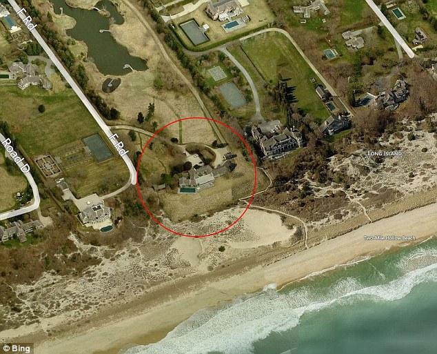 $147 Million East Hampton House