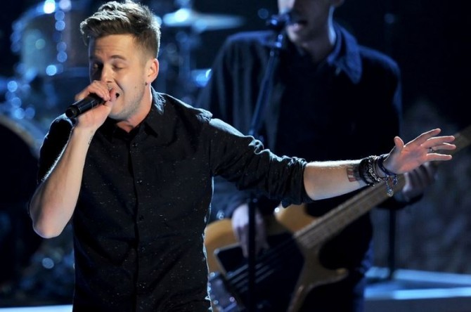 Ryan Tedder and One Republic