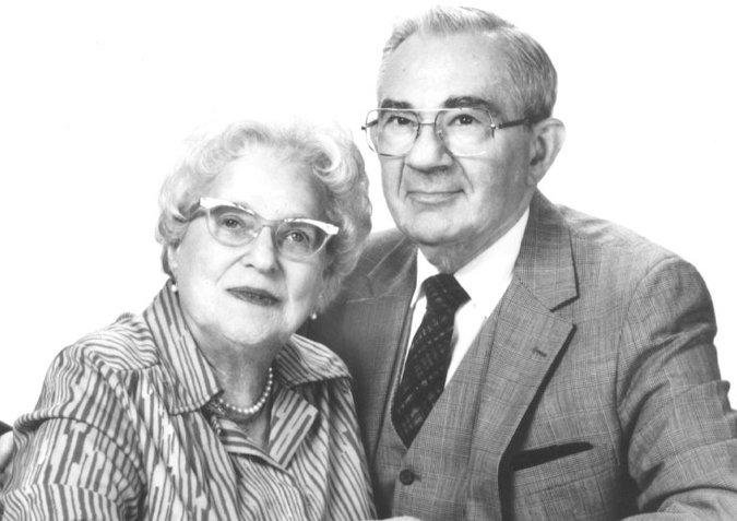 Dorothy and Myer Kripke