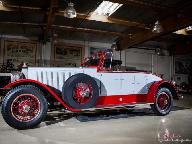 1925 Doble Steam Car