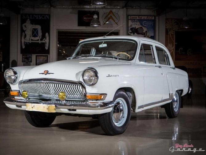 1961 Volga GAZ-21