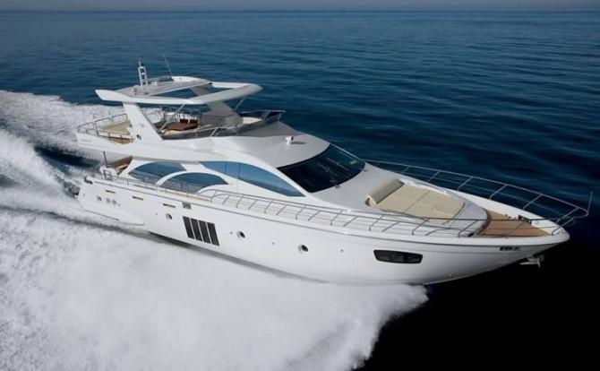 Neymar's $15 Million Yacht
