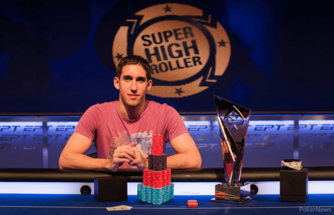 Daniel Colman - $15 Million Winner