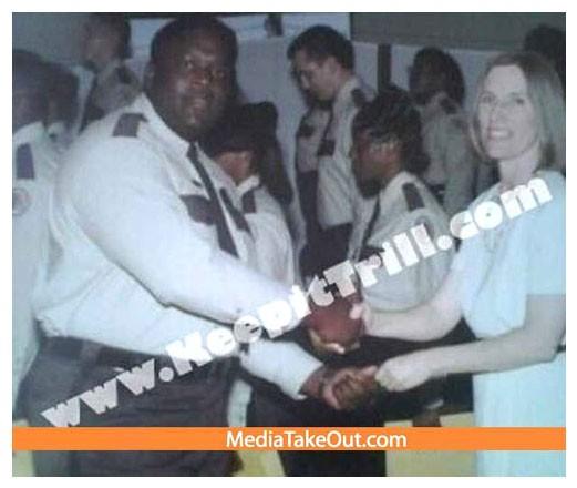 Correctional Officer Rick Ross